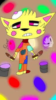 .:You are a Piece of Art:. (Gift) by XFnaf4-FoxyX