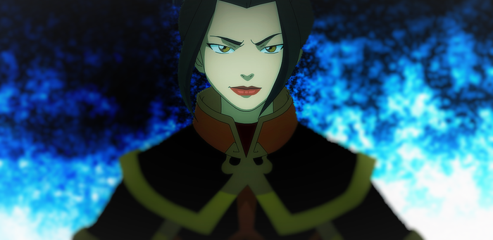 Princess Azula: Pride of the Fire Nation by Way-Past-Cool