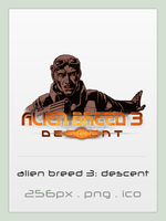 Alien Breed 3: Descent Icon by Shimmi1