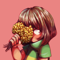Chara by GoatMomther