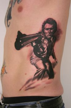Dirty Harry by viptattoo