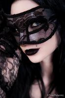 Dark Beauty by FringePhotographic