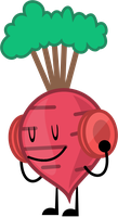 Object Commission #48 (Beet) by YellowAngiruOfficial