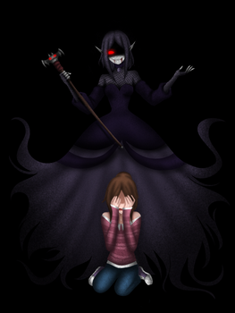 Evil Counterpart [Missi] by CNeko-chan