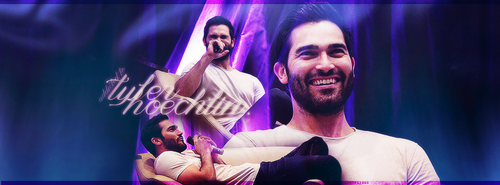 Tyler Hoechlin #4 by ContagiousGraphic