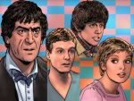 Doctor Who: Ben, Polly, Jamie by tygerbug