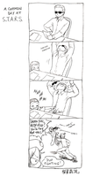 A common day at S.T.A.R.S. XD by subaru87