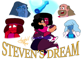 Steven's Dream by AVM-Cartoons