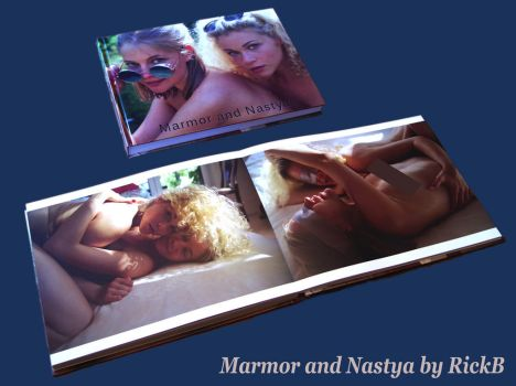 Marmor and Nastya - The Book (read) by RickB500
