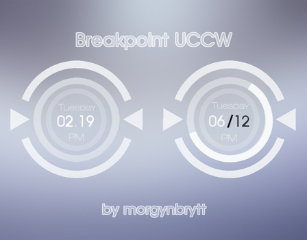 Breakpoint UCCW Skins by morgynbrytt