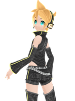 DT Punkish Len with Normal Maps by segawa2580