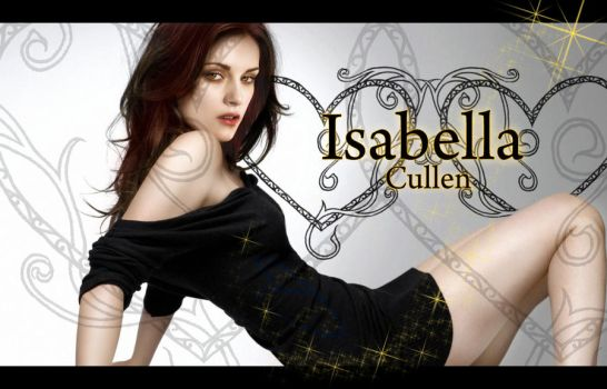 Isabella Cullen by TheSearchingEyes