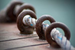 Rope And Five Rings II by thereisnoband