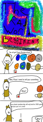 The Rad Worlds First COmic by The-Rad-World