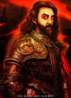 VLAD III TEPES - DRACULA - Clash of Gods by The-Last-Phantom