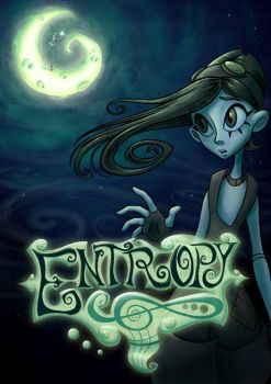 Entropy Movie Poster by Springymajig