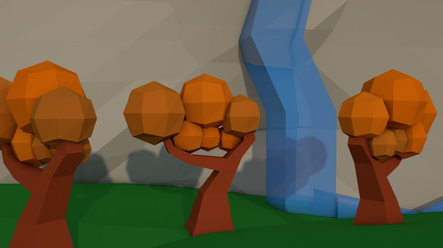 Low-Poly. by Didasaur