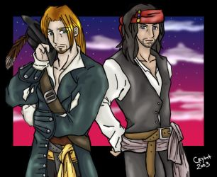 LotR Pirates by crykat
