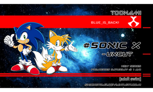 Sonic X Midnight Run Bump by Snicket324