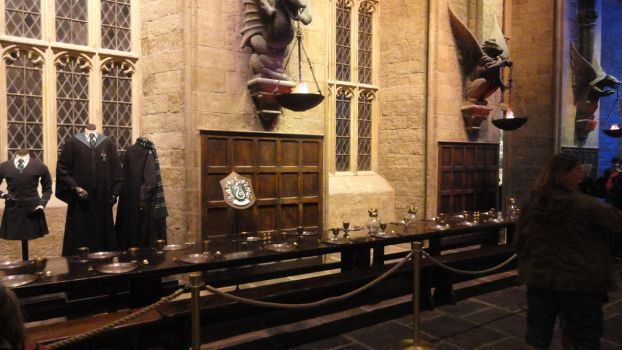 A Table Harry ! - Harry Potter London WB Studio by lv888