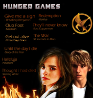 Hunger Games soundtrack by HennaFaunway