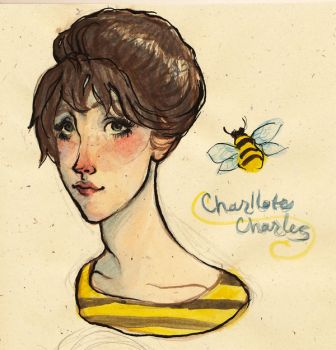 Charlotte Charles by aberry89
