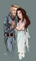 Dominion: Claire And Alex by AM-Nyeht