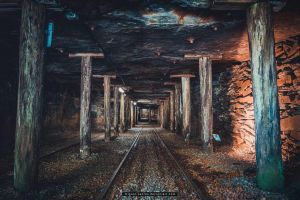 Into the Old Mine by Miguel-Santos
