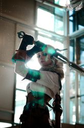 The Witcher - Cirilla cosplay by ver1sa