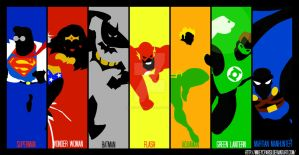 JUSTICE LEAGUE! by MIKEYCPARISII