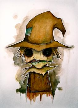 The Scarecrow by UMINGA