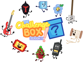 The Challenge Box S1 Cast by The-Crystal-Clod