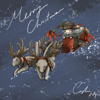 The Hobbit:: Christmas 2014 by caylren
