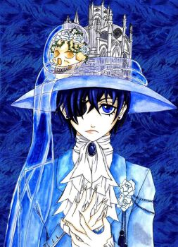 Ciel Phantomhive by TheFatalImpact