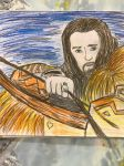 Thorin Oakenshield by sophiexxth