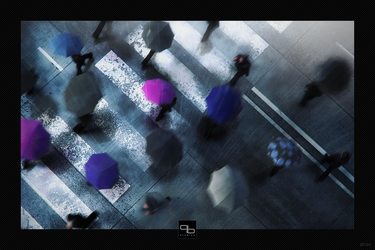 Rainy Day by ZeroPointPolygon
