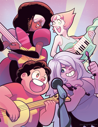 We Are the Crystal Gems by pockyy
