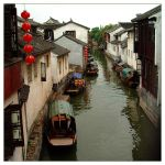 The Venice of China by HermosaG