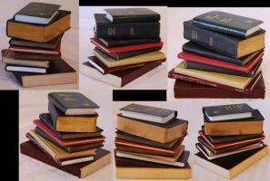 Books Pack 4 by TwilightAmazonStock