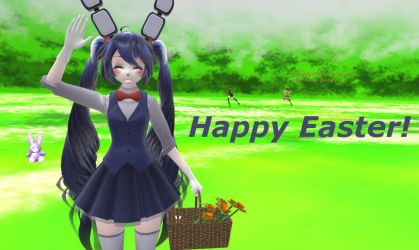 Happy Easter by ValliVall36