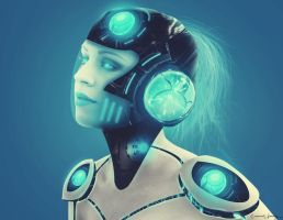 Cyborg Remake by ManuxGame