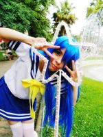 Lucky Star! by HinaCrimson