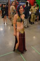 Slave Leia by D-Anthonie