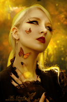 Beau visage by MsDeadly