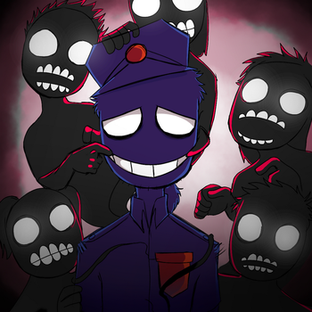 :I Hate These Kids...: by GruesomeReality
