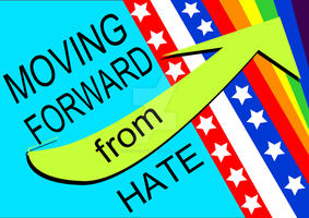 Moving Forward From Hate by DoctorxJack