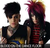 Blood On The Dance Floor 3 by Liztheemoboylover