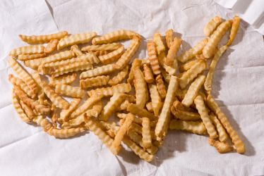 American Food: French Fries by Elijah-Snow