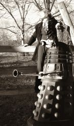Doctor Who- Dalek Ollie by Prof-Mrs-TheDoctor