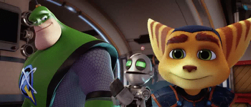 Ratchet and Clank Gif 12 by TheHatterCrazy